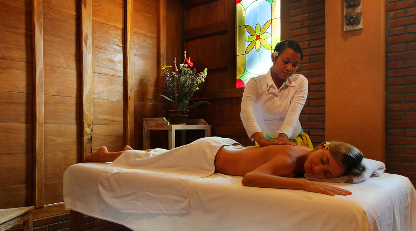 Organic Spa Yoga Searcher Bali