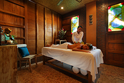Spa & Massage Room | Organic Spa